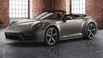 Porsche 911 Carrera Cabriolet by Porsche Exclusive