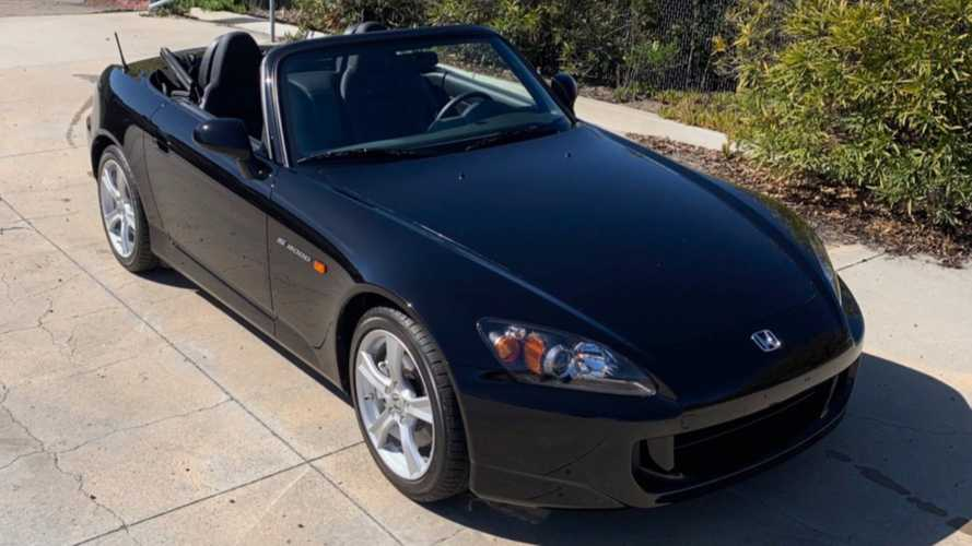 Want A Brand New Honda S2000 That's 10 Years Old?