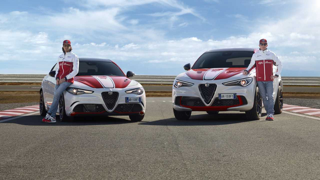 Alfa Romeo en el salón de Ginebra 2019