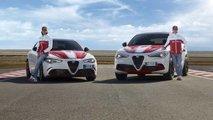 Stelvio Quadrifoglio, Giulia Quadrifoglio Alfa Romeo Racing
