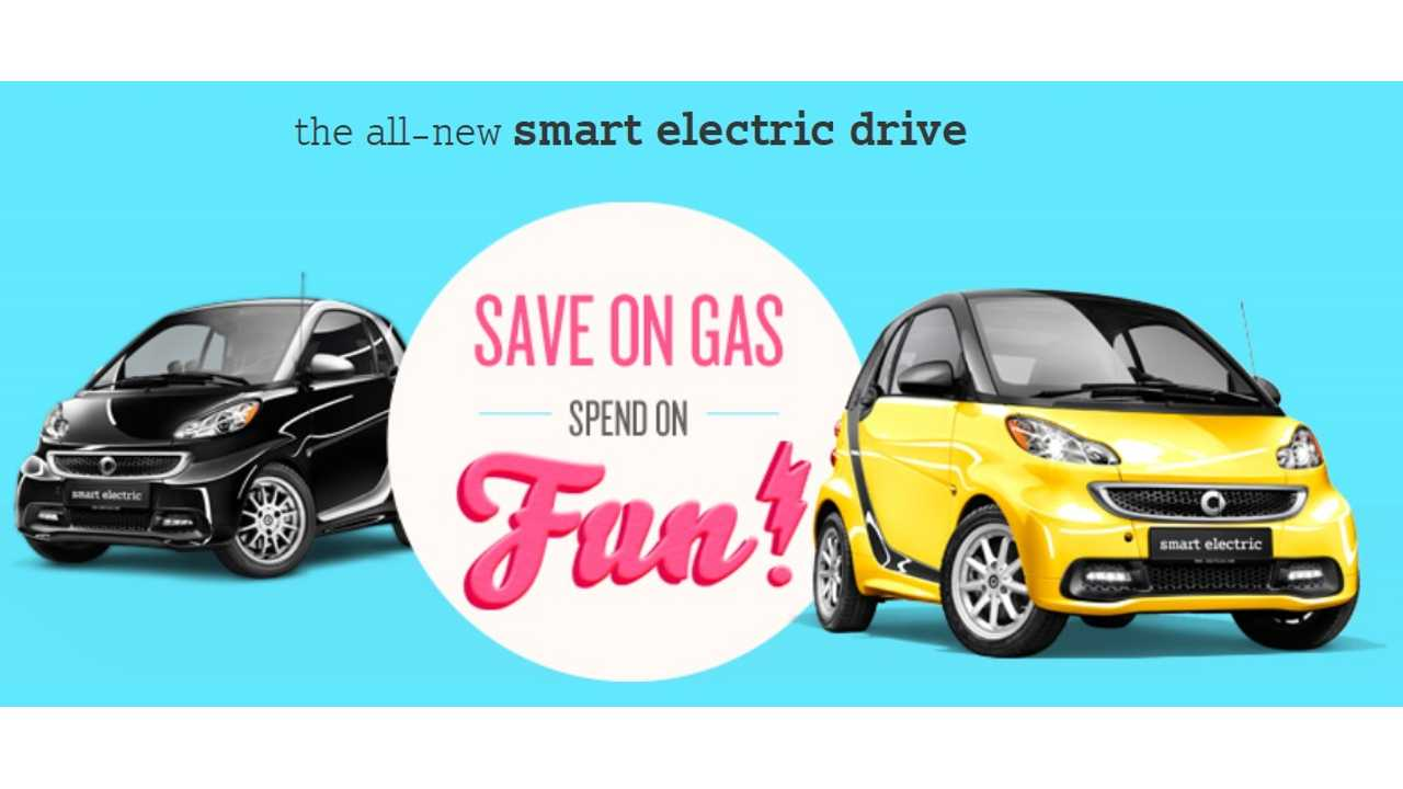 Smart Introduces An Electric Vehicle Calculator Like Only They Can
