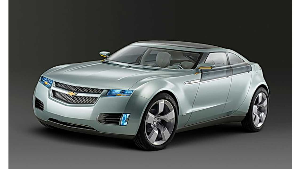 Did The Next Generation Of The Chevrolet Volt Just Get Pushed Back A Year?  Looks Like It