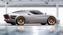 Alfa Romeo 4C kriegt atemberaubenden Retro-Look