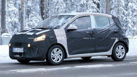 2020 Hyundai i10 Makes Spy Photo Debut [UPDATE]