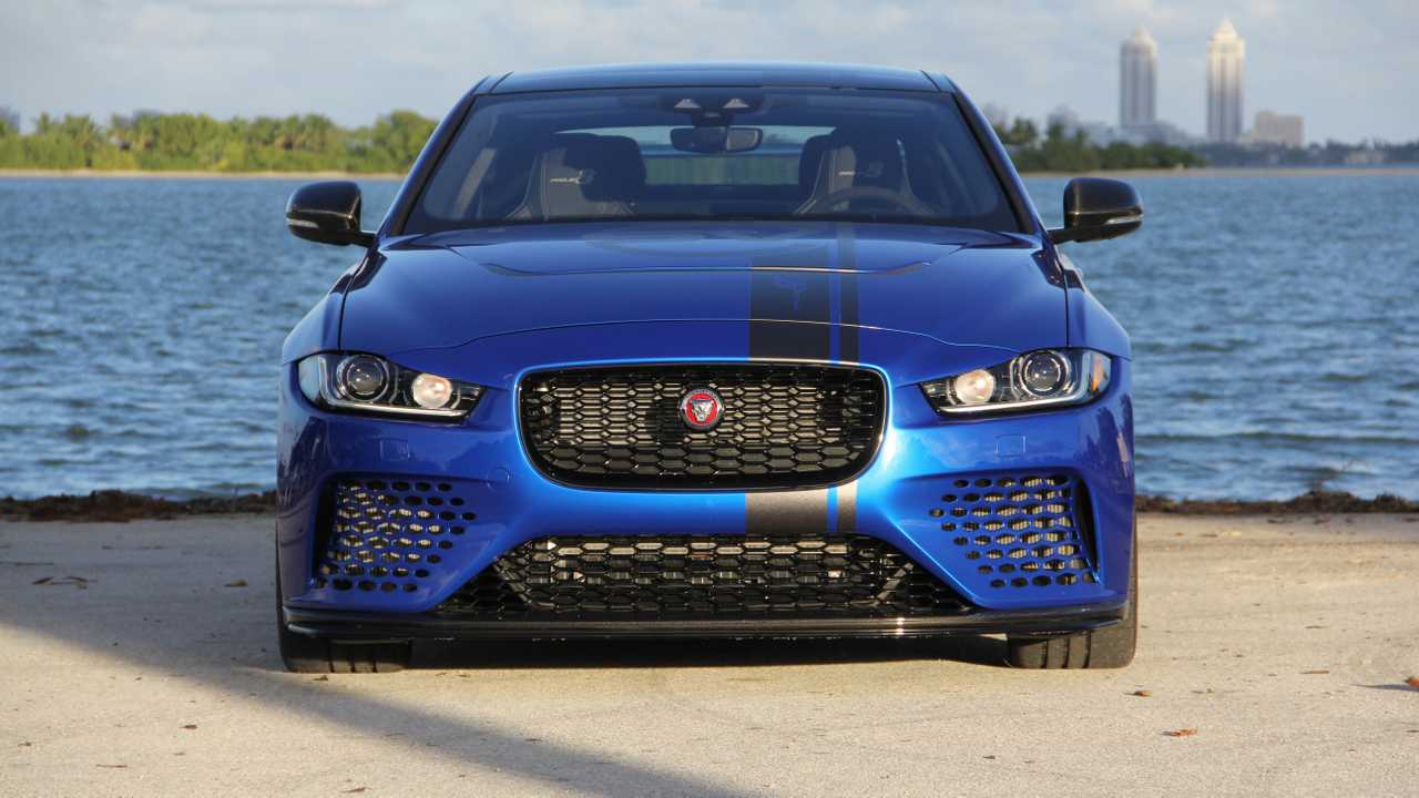 10. Jaguar XE SV Project 8 - 1:19.3