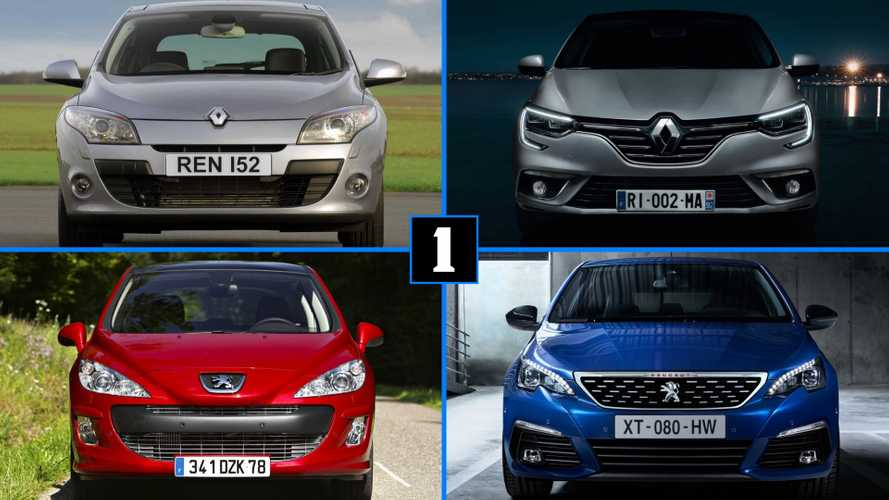 #10YearsChallenge - Les voitures ont elles aussi bien changé