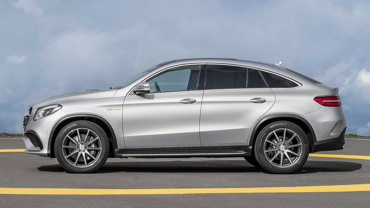 Crossovers and coupes are two different things, not one terrible thing. And while we're at it, coupes have two doors, Mercedes. We're looking at you too, BMW.