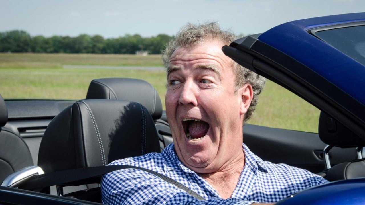 Les 5 meilleures voitures de Jeremy Clarkson en 2018