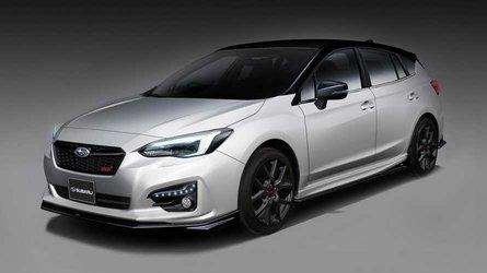 Subaru Impreza STI y Forester STI: dos concept para un futuro caliente