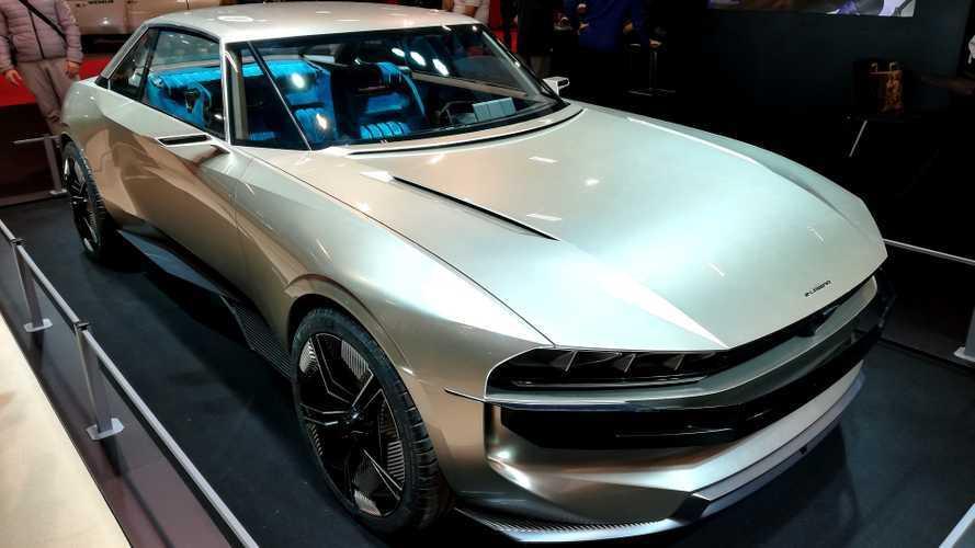 La Peugeot e-Legend ne sera finalement pas produite