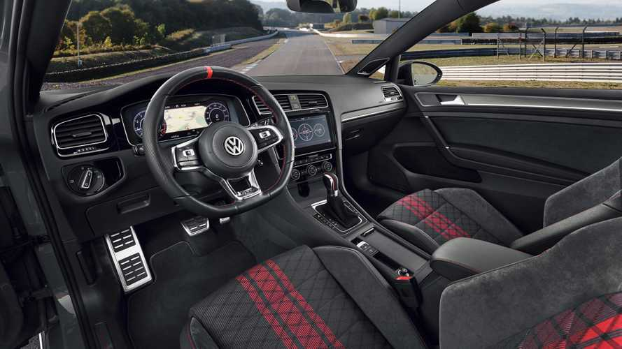 VW Golf GTI TCR (2019)
