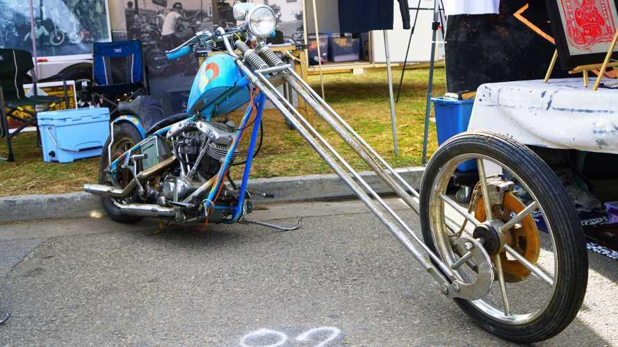 Chopperfest Sugar Bear extra long springer front end