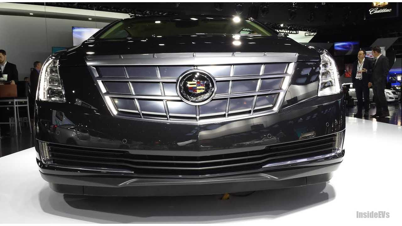 Cadillac ELR Recall - 656 ELRs Recalled Due To Fault In Electronic Stability Control System