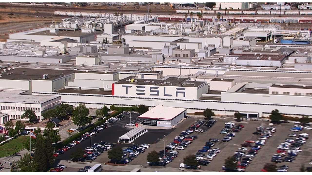 Tesla Confirms Fremont Factory Usage Is Now At 40%