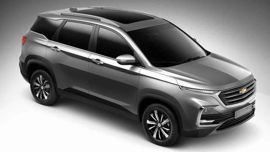 Novo Chevrolet Captiva chega ao México em abril e não virá ao Brasil