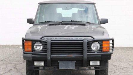 1993 range rover v8 county