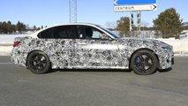 2021 BMW M3 spy photo