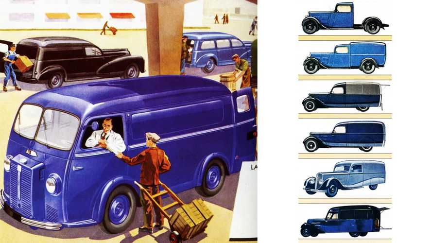 1938. Peugeot inventa le derivate