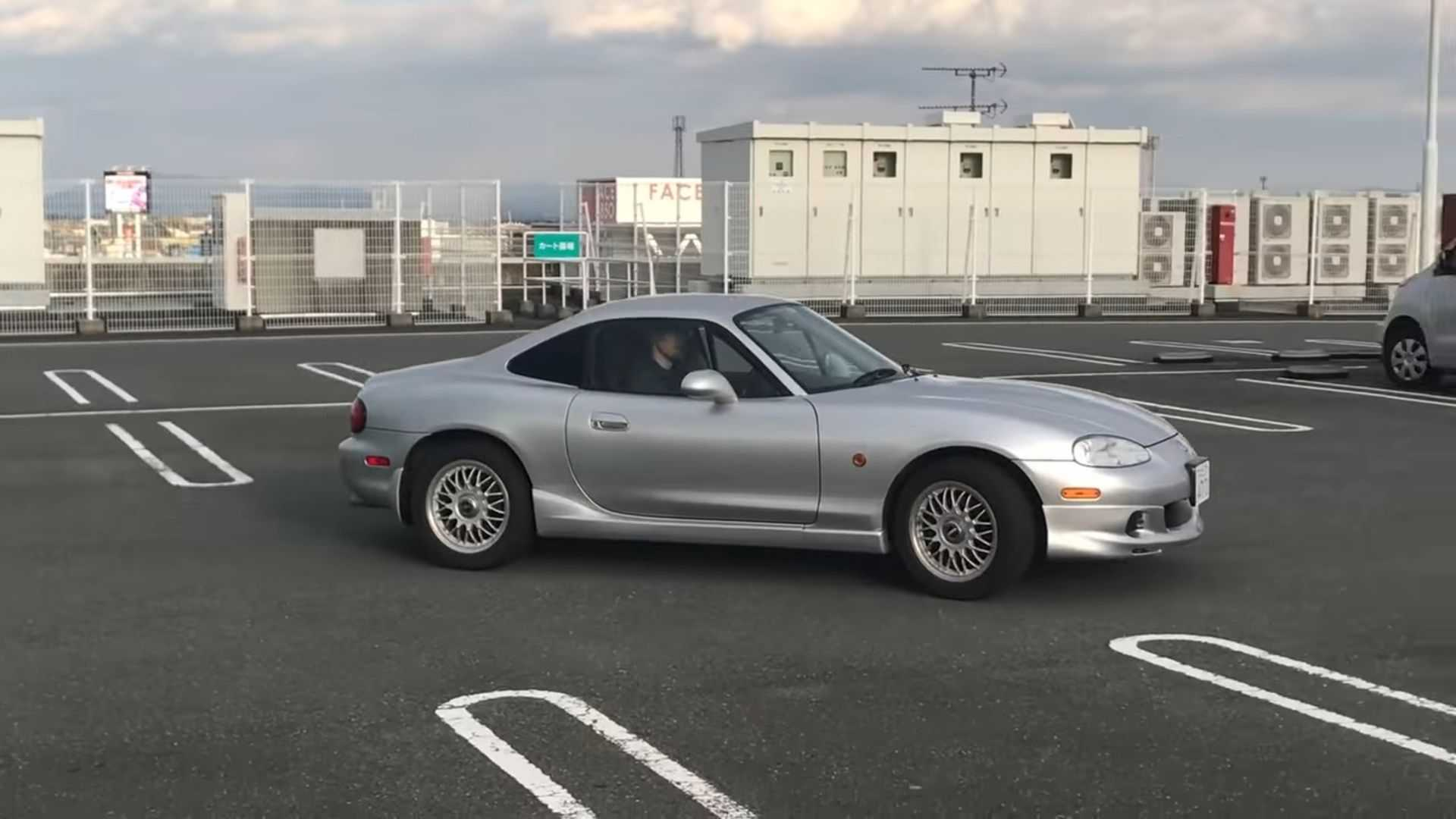 """[""""Mazda Roadster Coupe""""]"""
