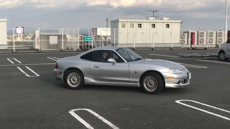 This Mazda Roadster Coupe NB6C Is The Ultimate JDM Unicorn