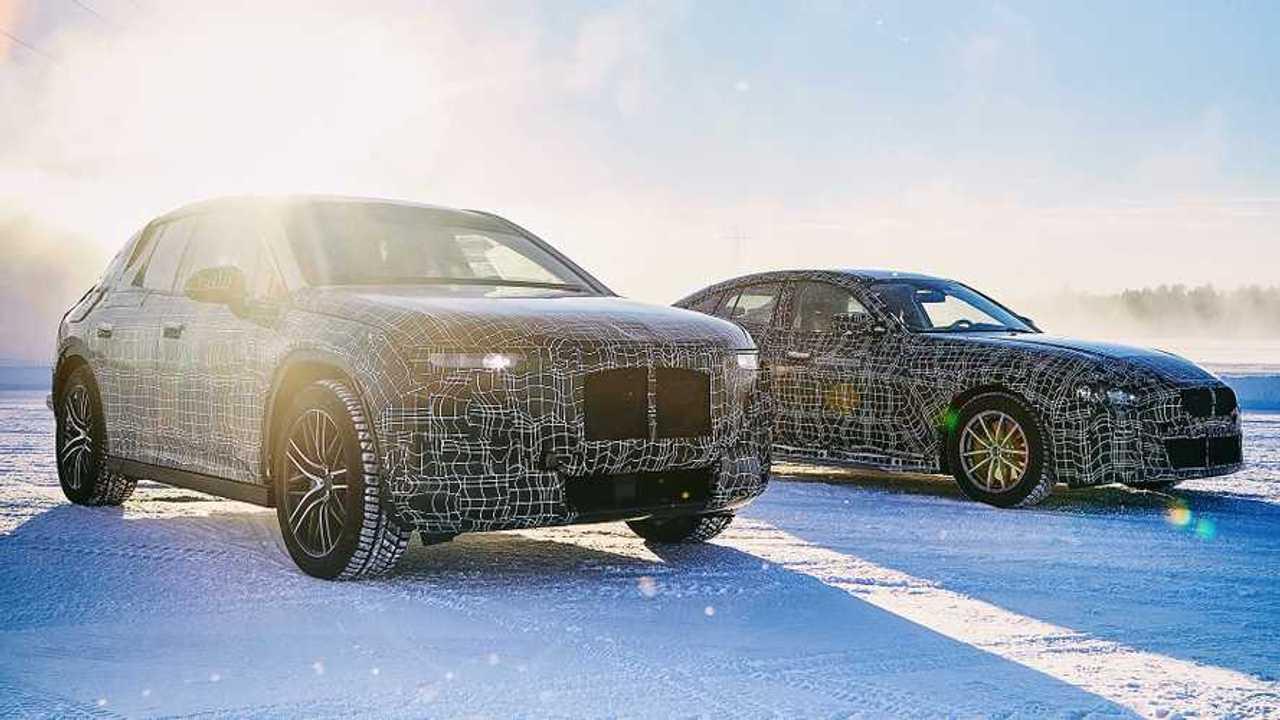 BMW i4 e iNext
