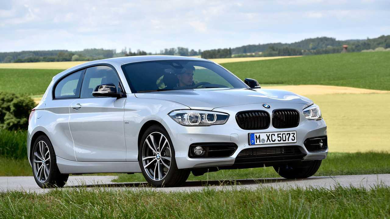 Mögliche BMW-Auslaufmodelle: 1er Dreitürer