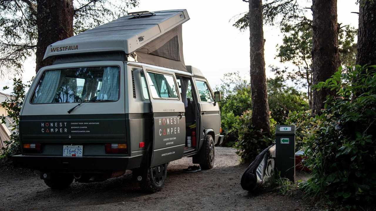 Volkswagen Westfalia Camper By Honest Camper