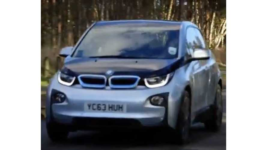 Video: BMW i3 Test Drive Review