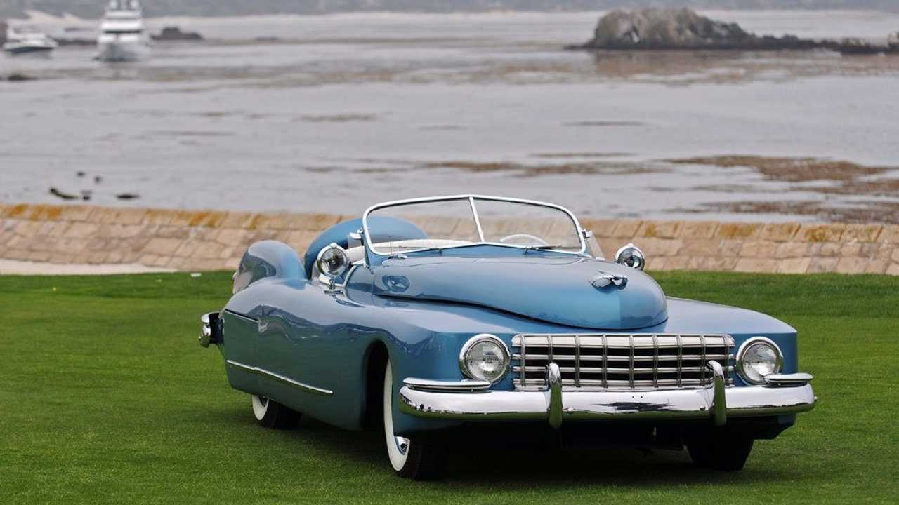 One Off In The Original Form, 1948 Mercury Templeton Saturn for Sale