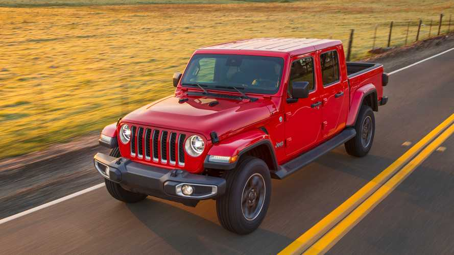 Jeep Gladiator Altitude Packs Pickup With Popular Parts At A Discount