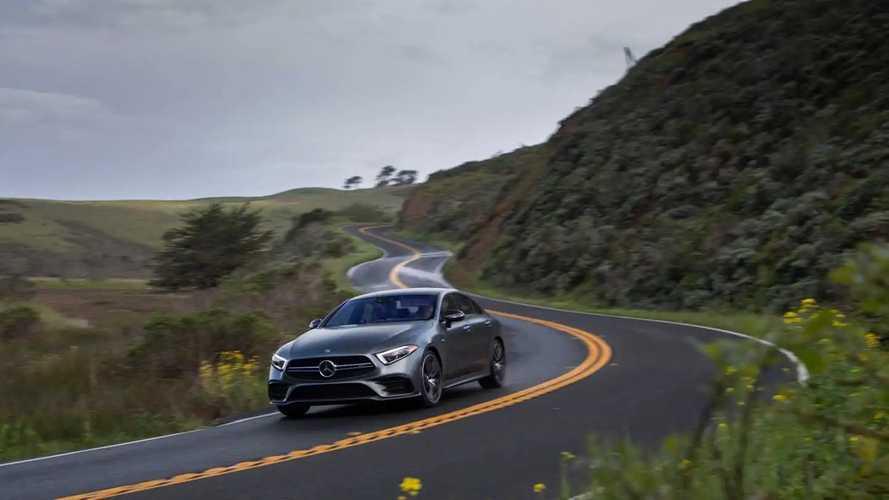 2019 Mercedes-AMG CLS 53 İlk Sürüş