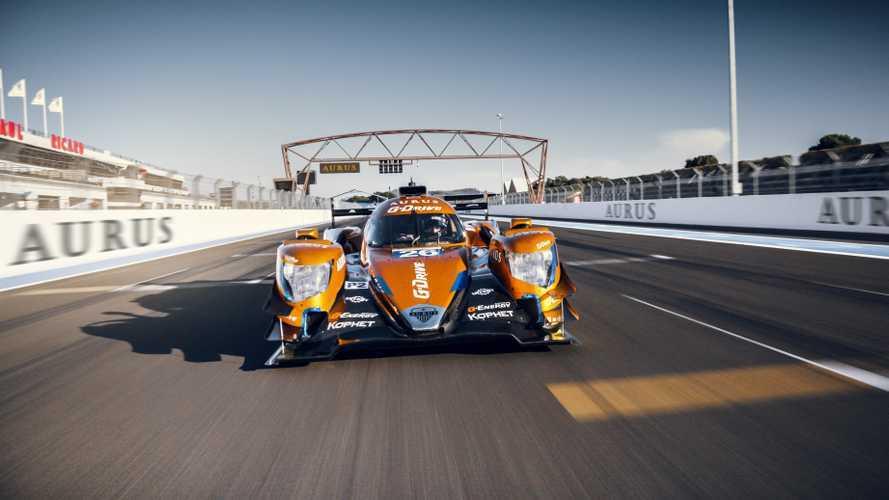 Aurus приходит в гонки с командой G-Drive Racing