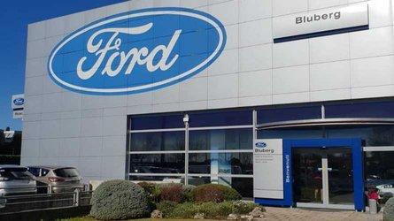 Iperauto diventa Service Point Ford per i veicoli commerciali