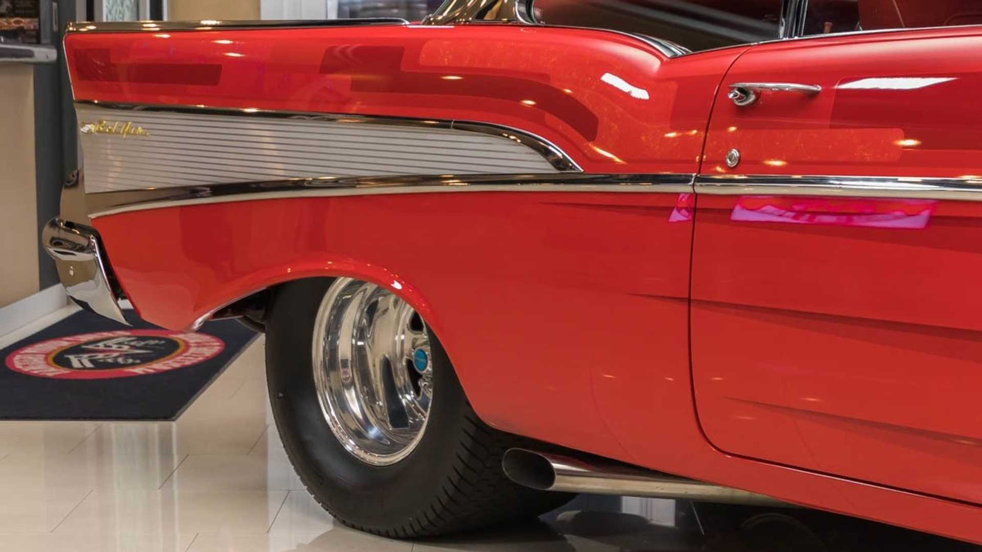 "[""1957 Chevrolet Belair Pro Street""]"