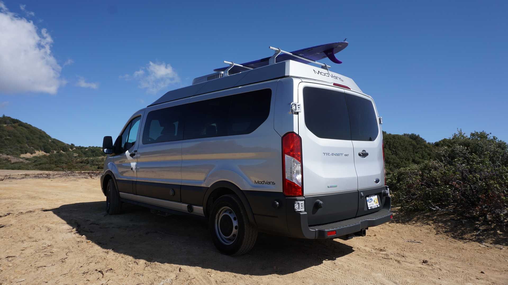 ModVans CV1 Is Your All-In-One Camper, Daily Driver, And