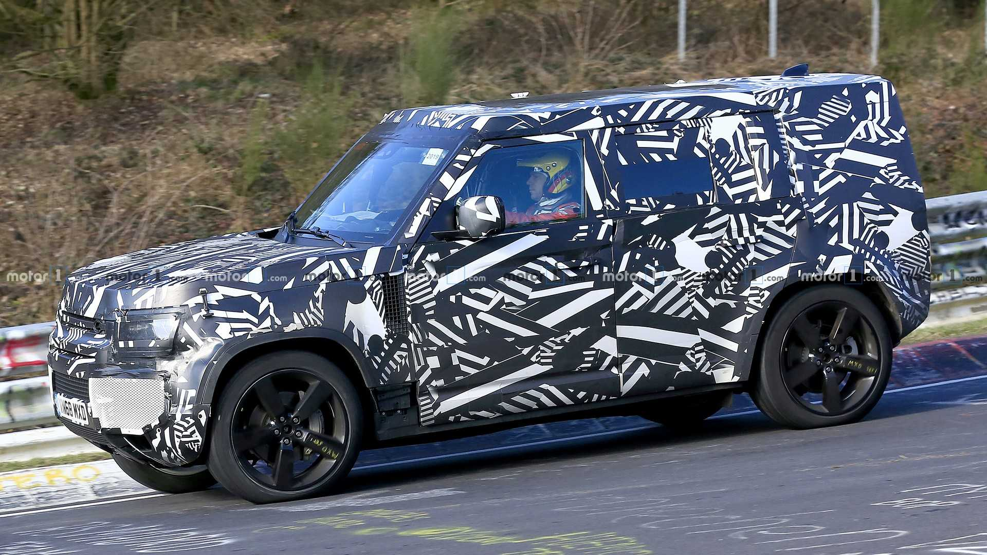 2020 Land Rover Defender Release Date >> 2020 Land Rover Defender To Be Revealed In September