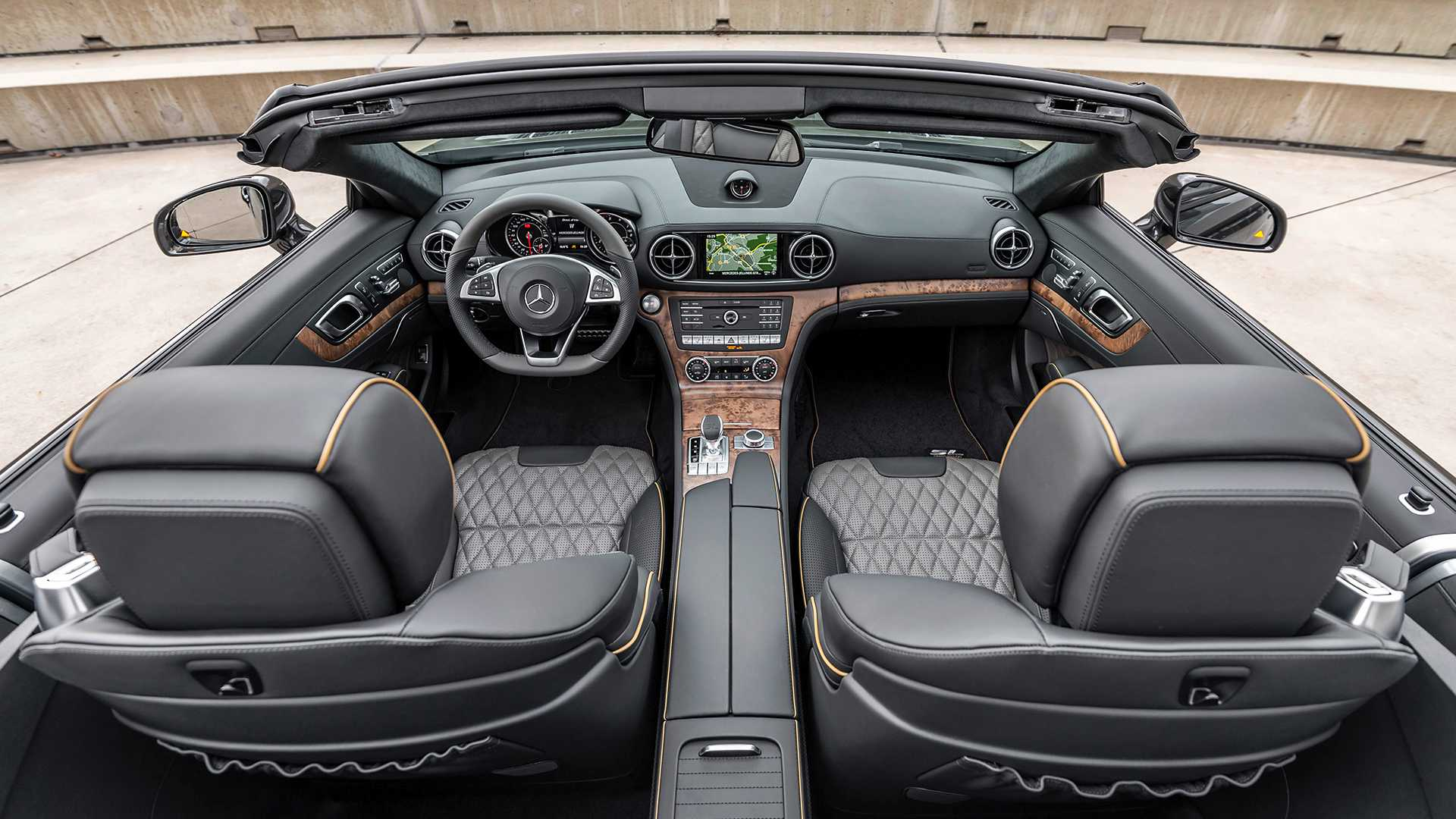 2020 Mercedes Sl Class Grand Edition Debuts With Posh Upgrades