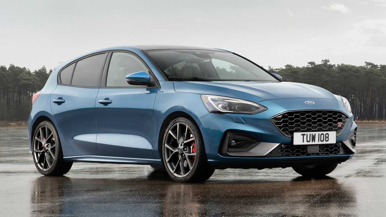 Ford Unveils High Performance Focus St With Up To 276 Bhp