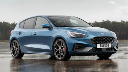 Ford unveils high-performance Focus ST with up to 276 bhp
