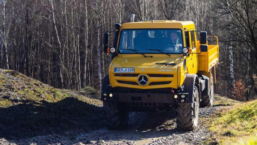 Mercedes-Benz Unimog: el Clase G de los camiones