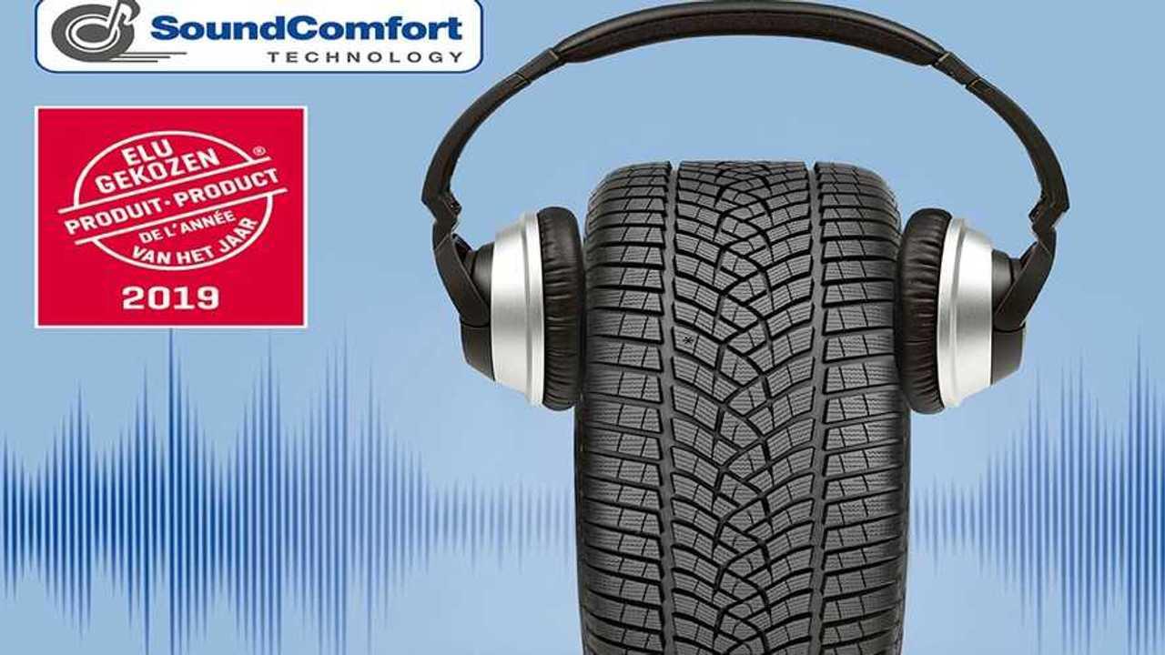 Goodyear'ın SoundComfort Adlı Ses Azaltan Teknolojisi
