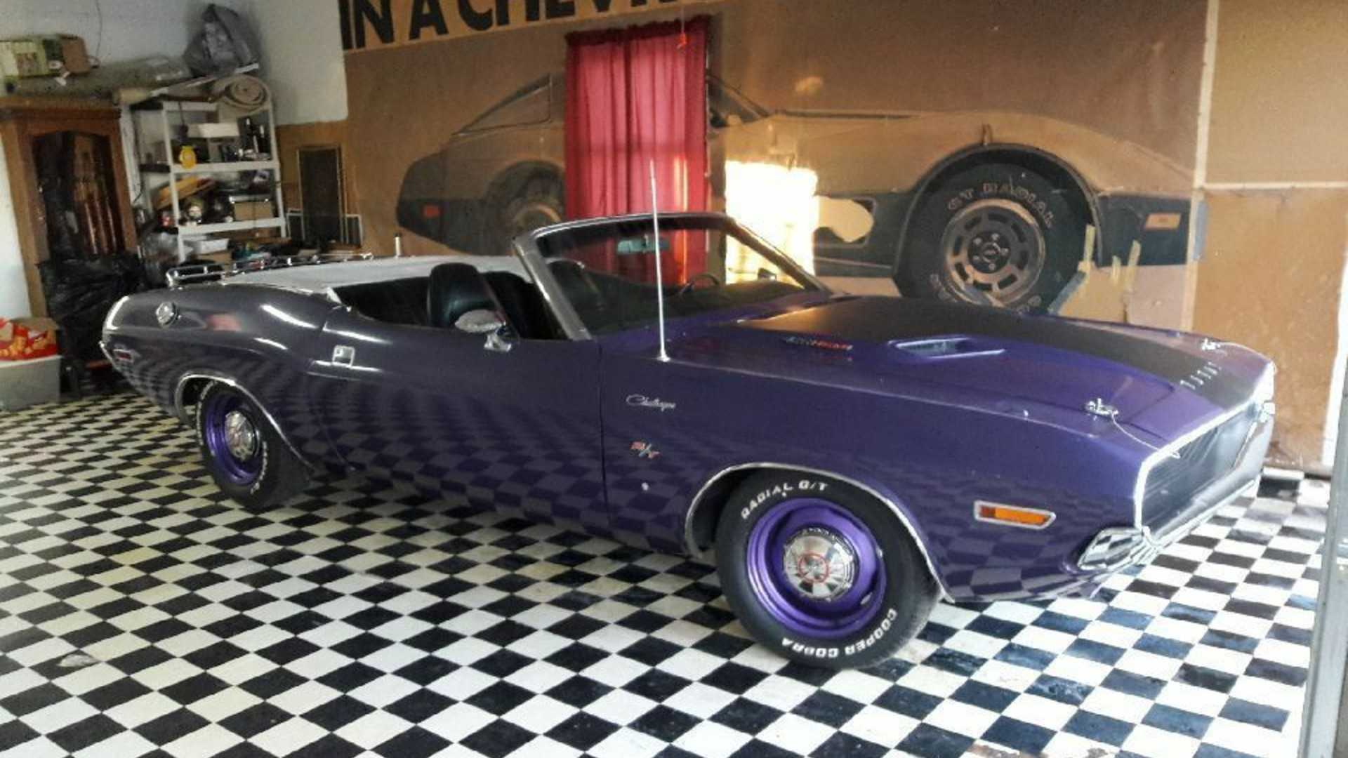 "[""1970 Dodge Challenger 426 HEMI RT Convertible eBay""]"