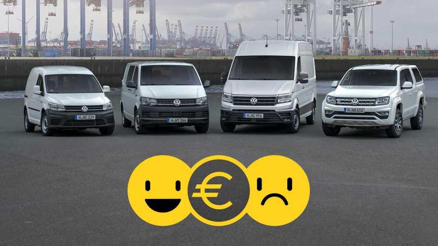 Promozione Veicoli Commerciali Volkswagen, perché conviene e perché no