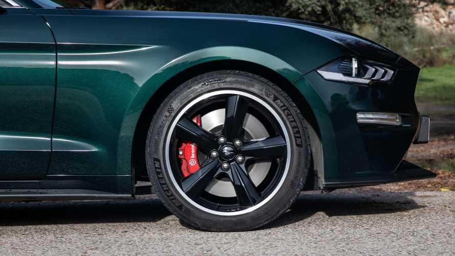 Teaser del Ford Mustang Bullitt 2019: un coche de película, a prueba