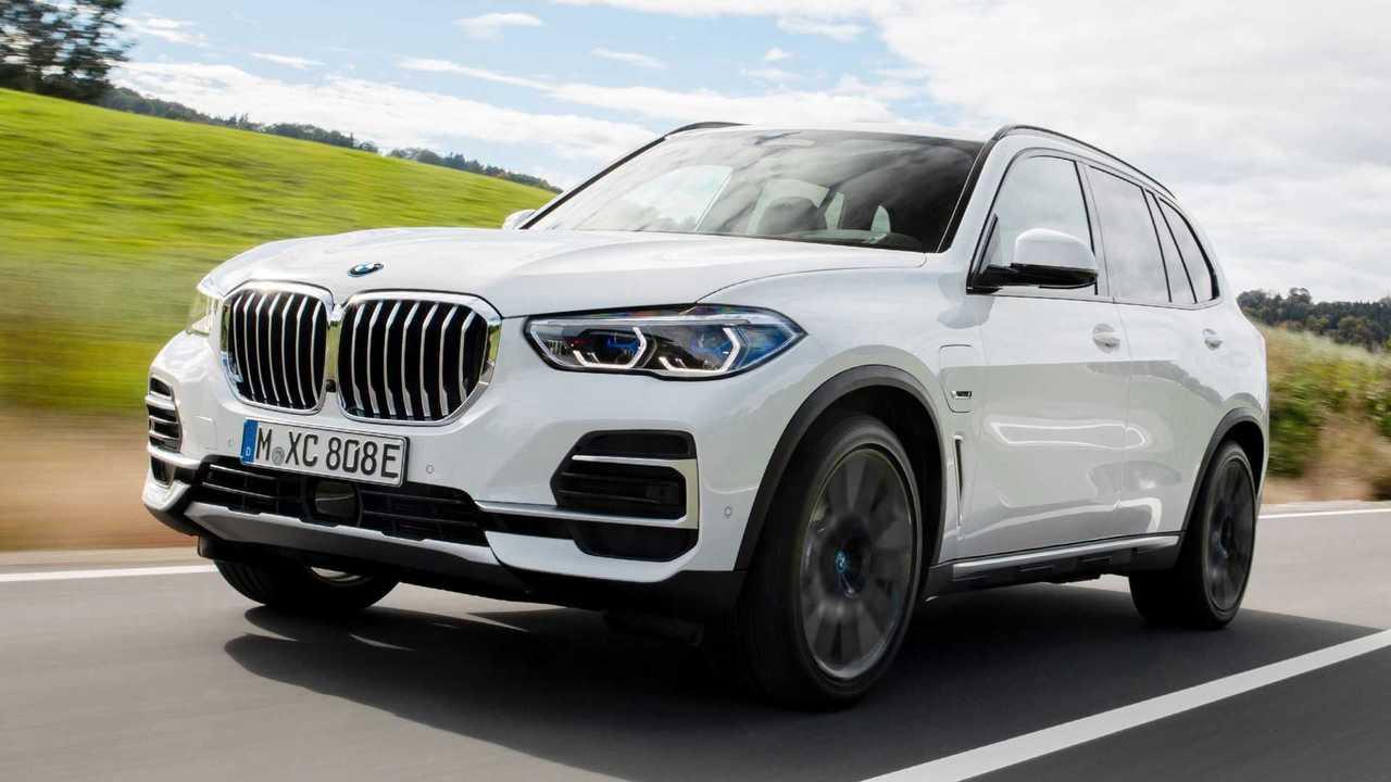 BMW plant umfangreiche Updates zum Sommer 2021