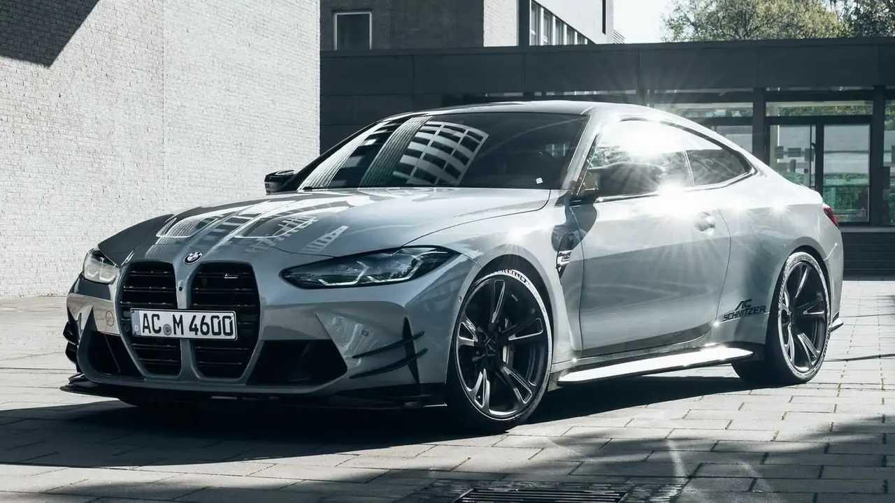 BMW M4 Coupé de AC Schnitzer
