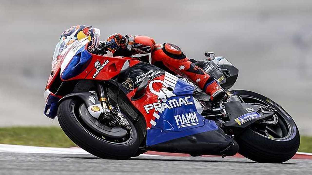 Ducati Pramac Race Bike