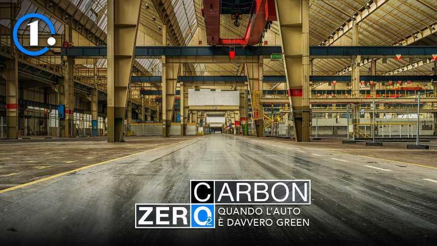 Costruire auto elettriche in fabbriche a impatto zero