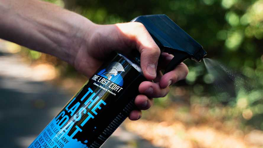 Buy The Last Coat Ceramic Coating Spray Right Now For 15% Off