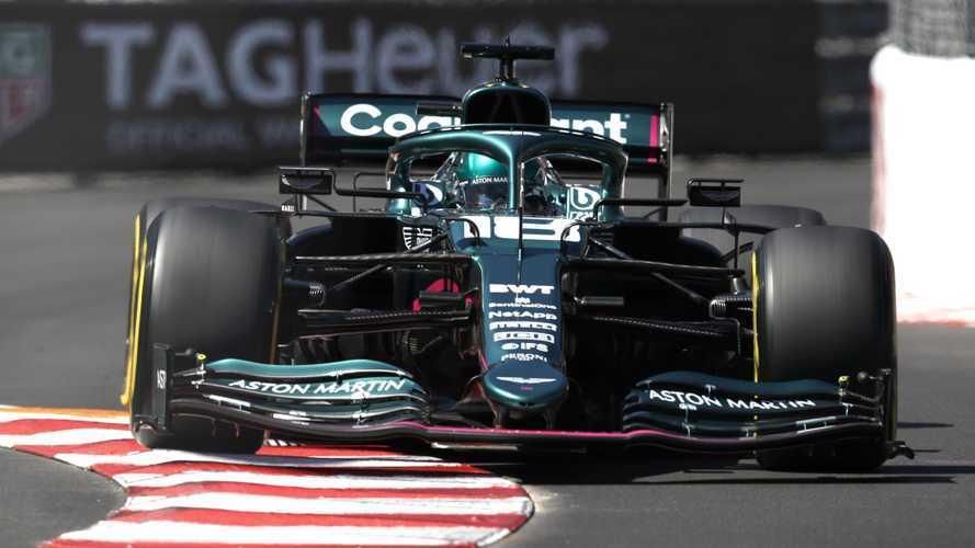 Szafnauer: Aston Martin must be realistic, P3 'a step too far'